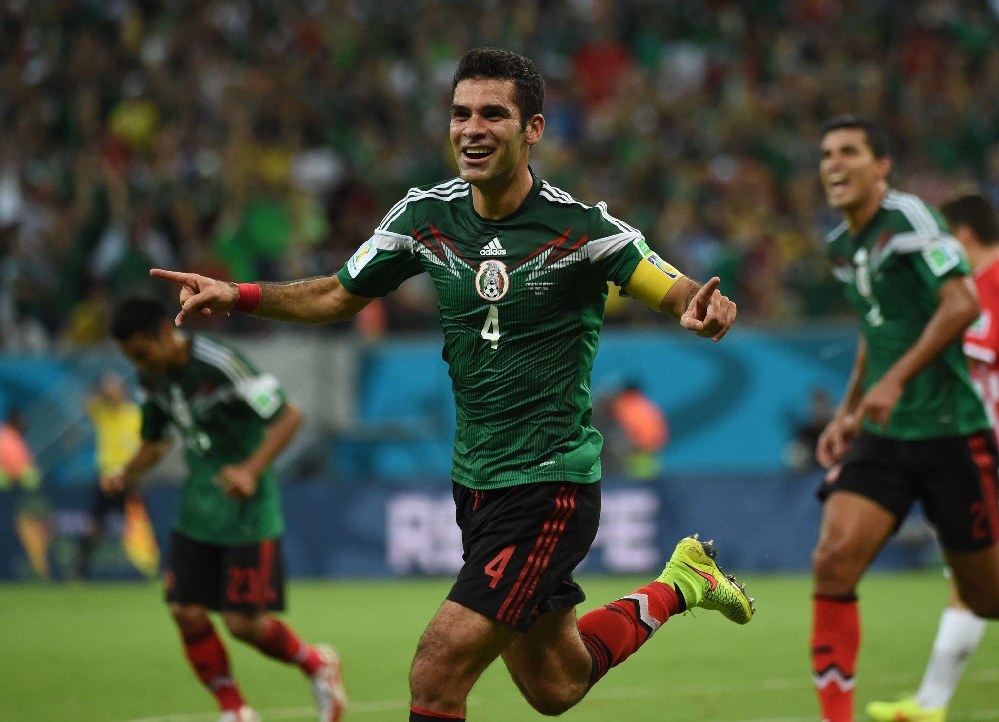 Rafael Marquez Berpeluang Tampil di Piala Dunia Kelimanya