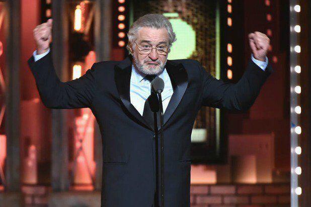 Ucapan Kasar Robert De Niro kepada Presiden AS Disensor Televisi