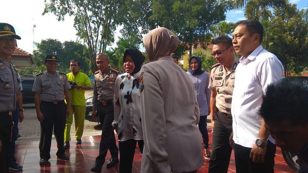 Polda Jatim Serahkan Tujuh Anak Bomber Surabaya-Sidoarjo