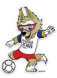 #SUNDULDUNIA mengenal maskot piala dunia 2018