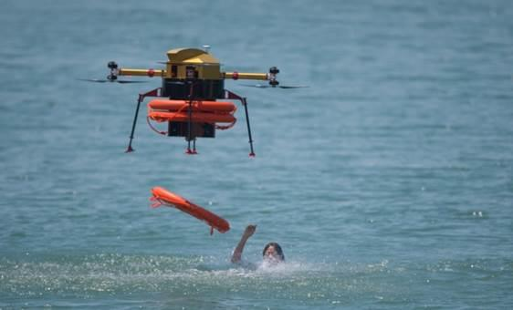 Drone - Drone Ini Bukti Teknologi Akan Menggantikan Manusia di Masa Depan!