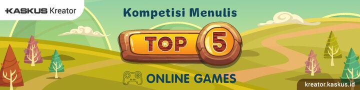 Mau TOP Main Game Online Perhatikan 5 Hal Berikut