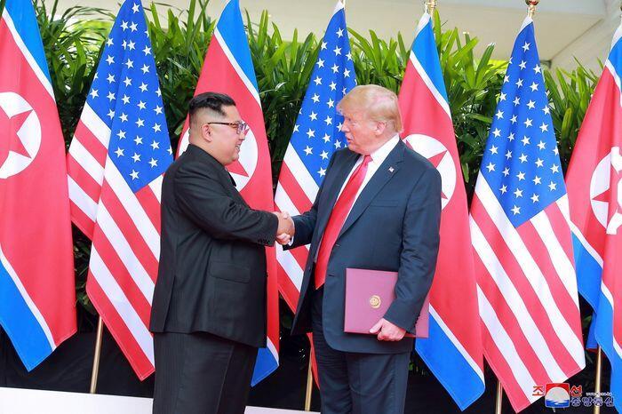 KTT Donald Trump-Kim Jong Un dan agenda terselubung