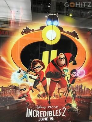 Film Incredibles 2 Siap Meriahkan Libur Lebaran