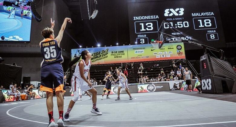 Langkah Berat Timnas Basket Putri 3X3 Di Piala Dunia