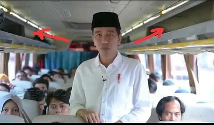 Alhamdulillah, Berkat Jokowi, Jumat Sudah Lebaran