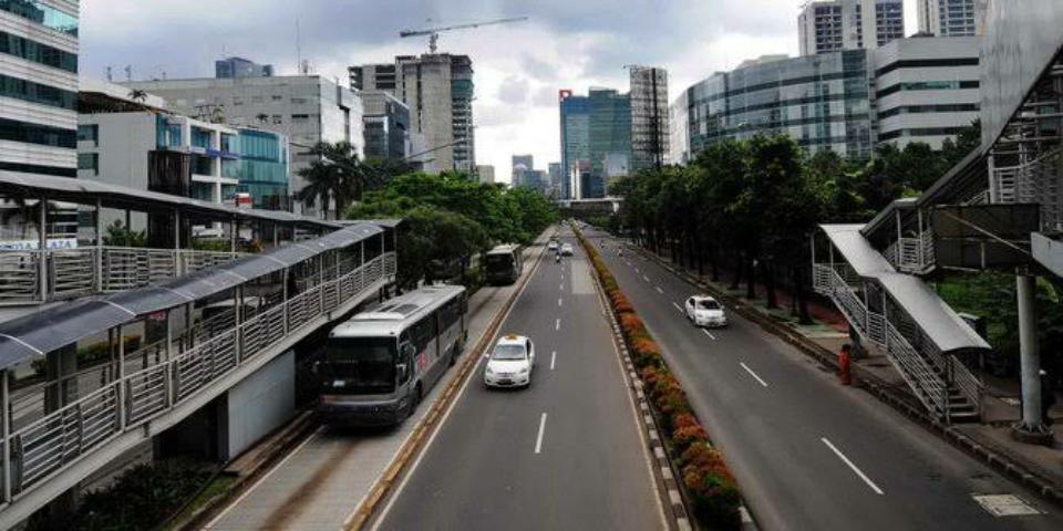 Sandi Mimpikan Lalu Lintas Jakarta Seperti saat Mudik