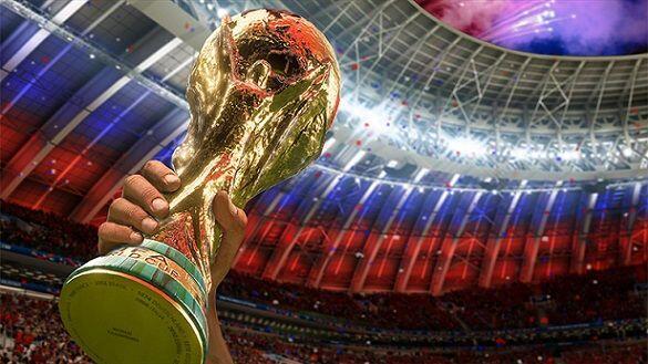 Piala Dunia 2018: Ratusan Pesepak Bola Muslim Lebaran di Rusia
