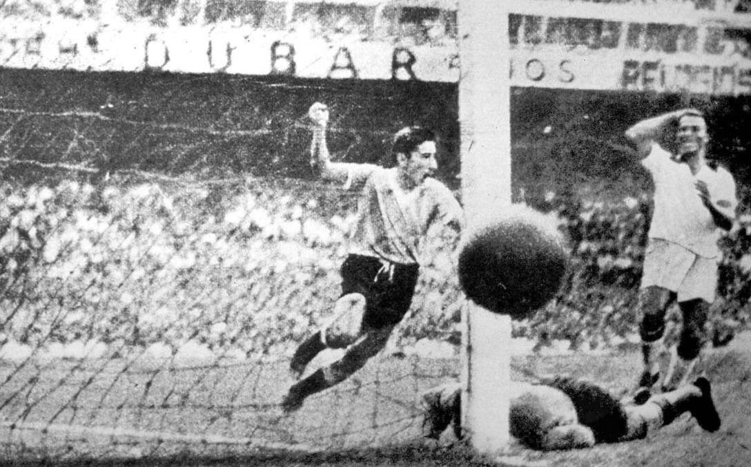 Cerita-cerita dari Piala Dunia Silam: 1950, Bencana di Maracana