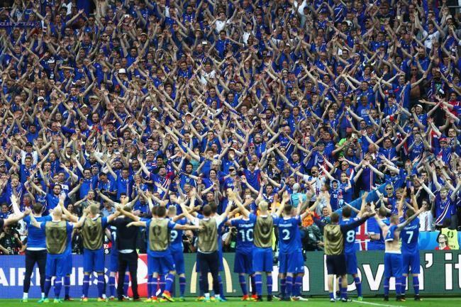 Lolos ke Piala Dunia 2018, Ini 5 Fakta Gokil Islandia