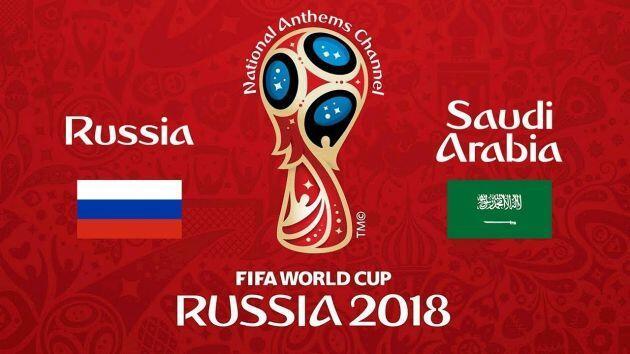 3 Fakta Menarik Pertandingan Pembuka Piala Dunia Rusia vs Arab Saudi