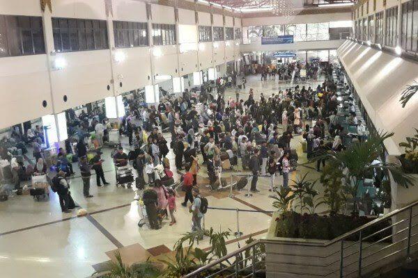 Libur Lebaran, Penerbangan Internasional Bandara Juanda Meningkat