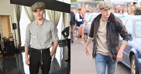 9 Style 'Newsboy Cap' ala Brooklyn Beckham, Kece Abis Buat Nongkrong