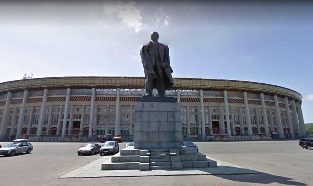 FOTO-FOTO: Megahnya Stadion Pembuka Piala Dunia dari Google Earth