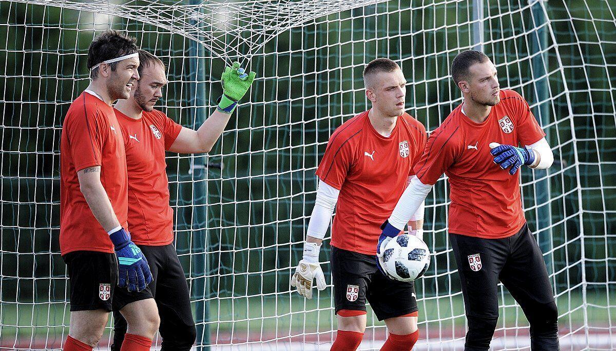 Piala Dunia, Pembuktian Serbia Bukan Tim Hore
