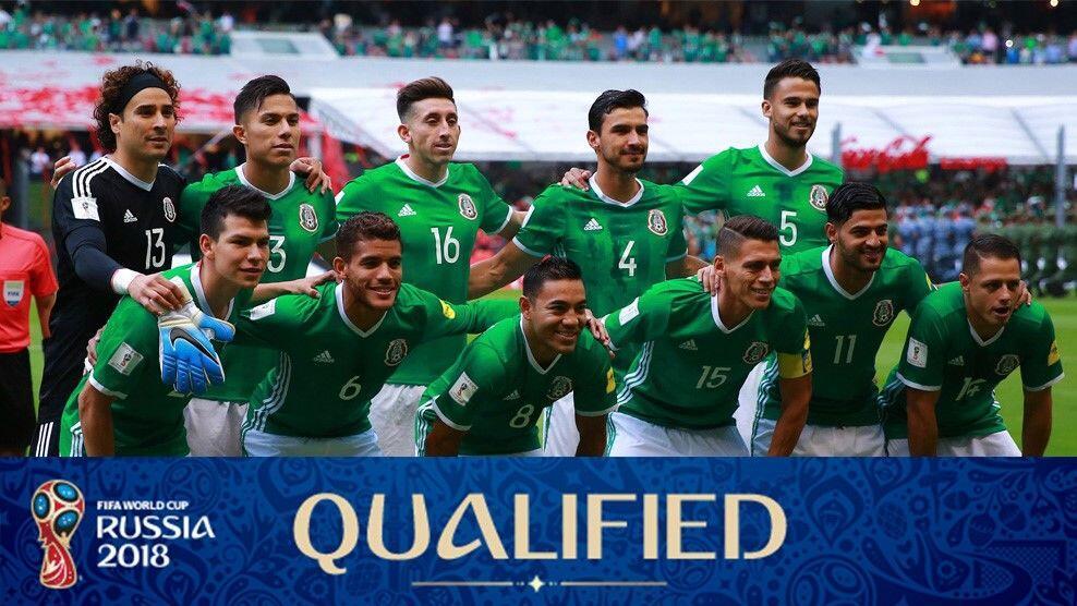 Piala Dunia 2018: Menghitung Peluang Meksiko