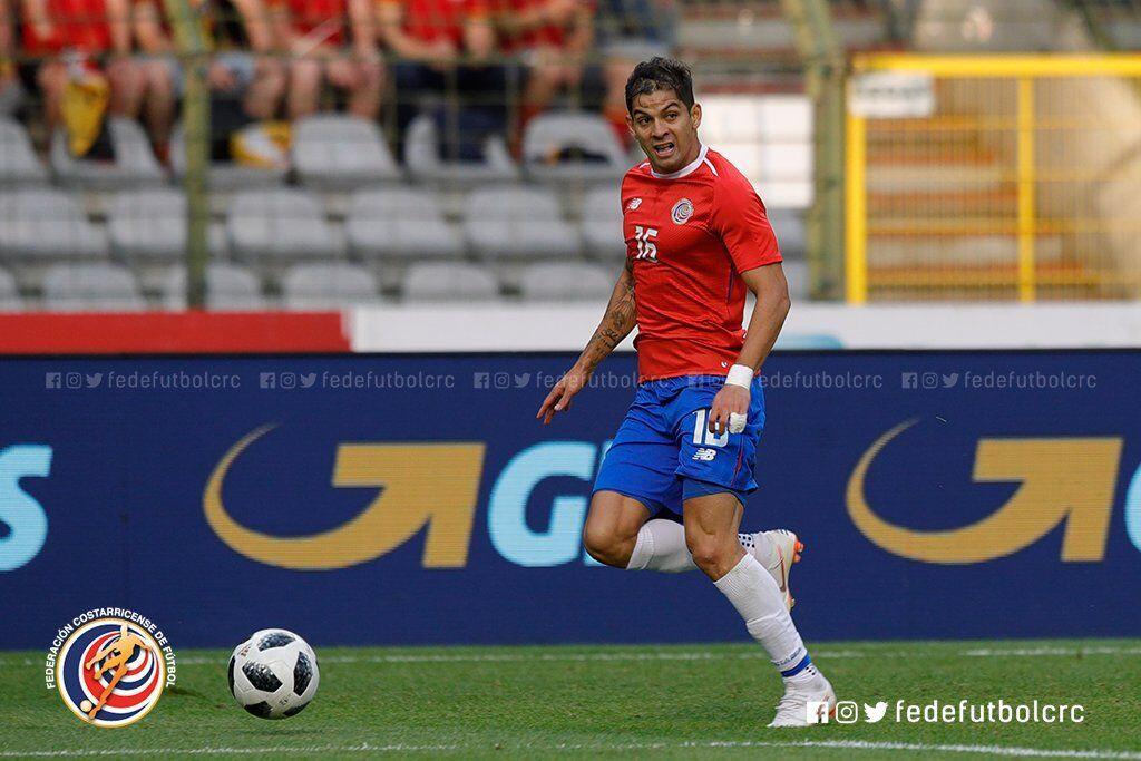 Profil Tim Piala Dunia 2018: Kosta Rika Ingin Ulang Prestasi 2014
