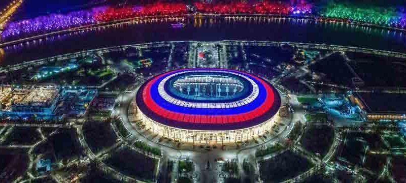 Linimasa: Hebohnya Pesta Pembukaan Piala Dunia 2018