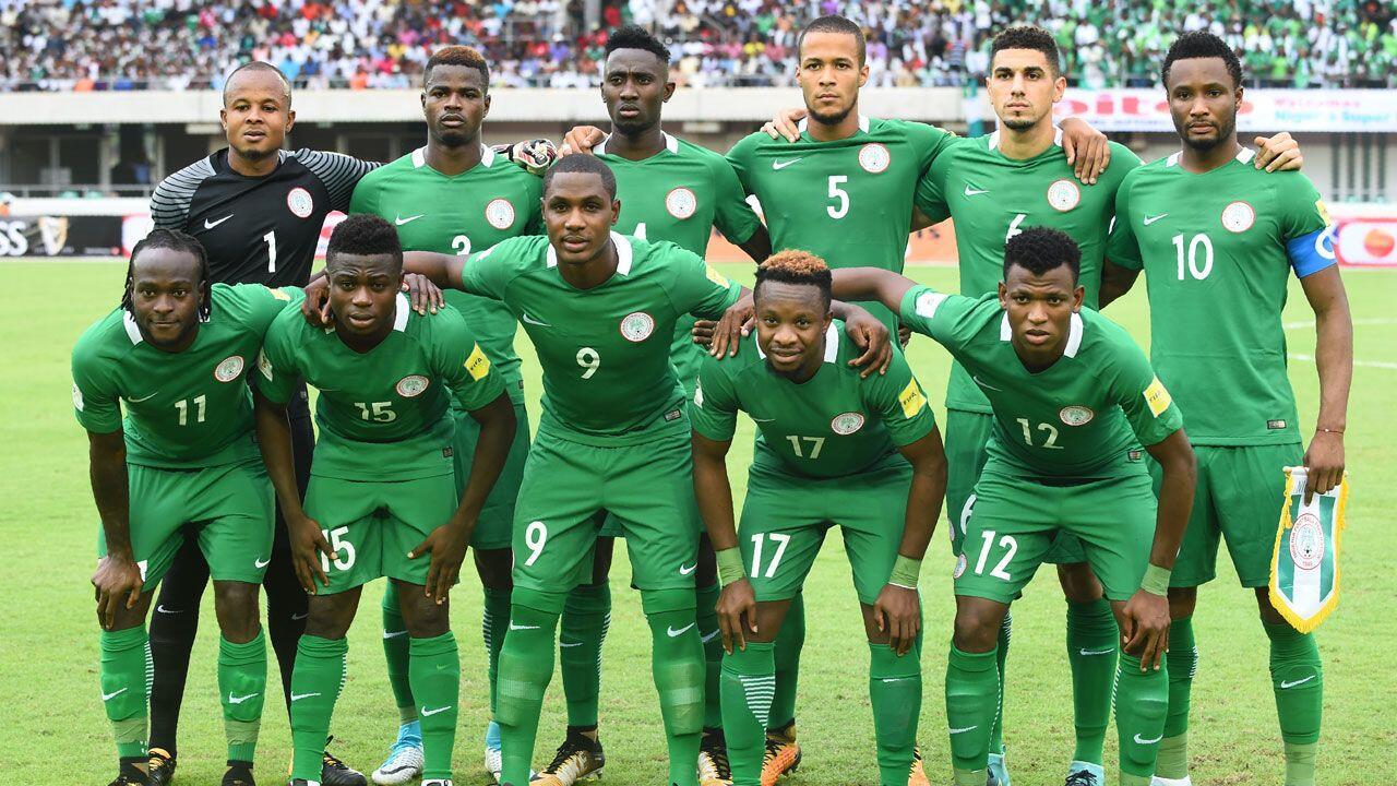 Profil Tim Piala Dunia 2018: Nigeria Si Trendi Pemenang Hati Netizen