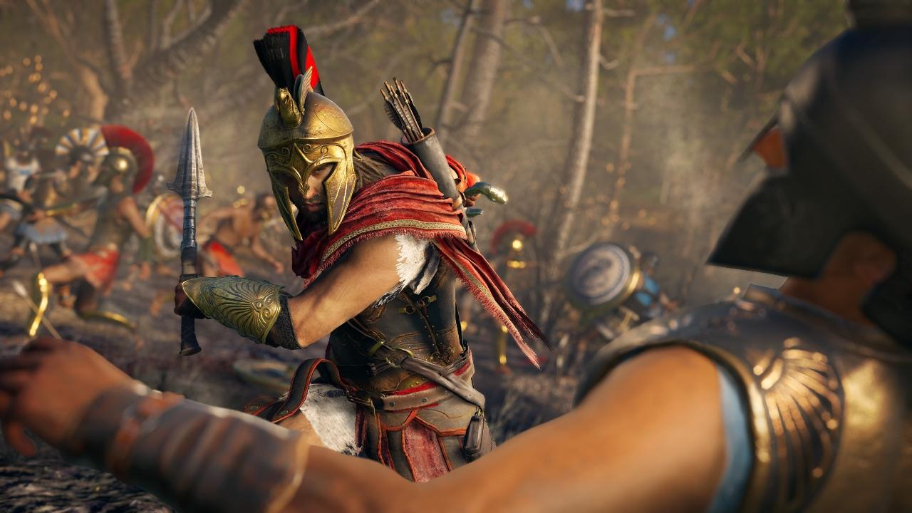 Assassin's Creed Odyssey (October 2018) - Official Thread | Forge Your Destiny