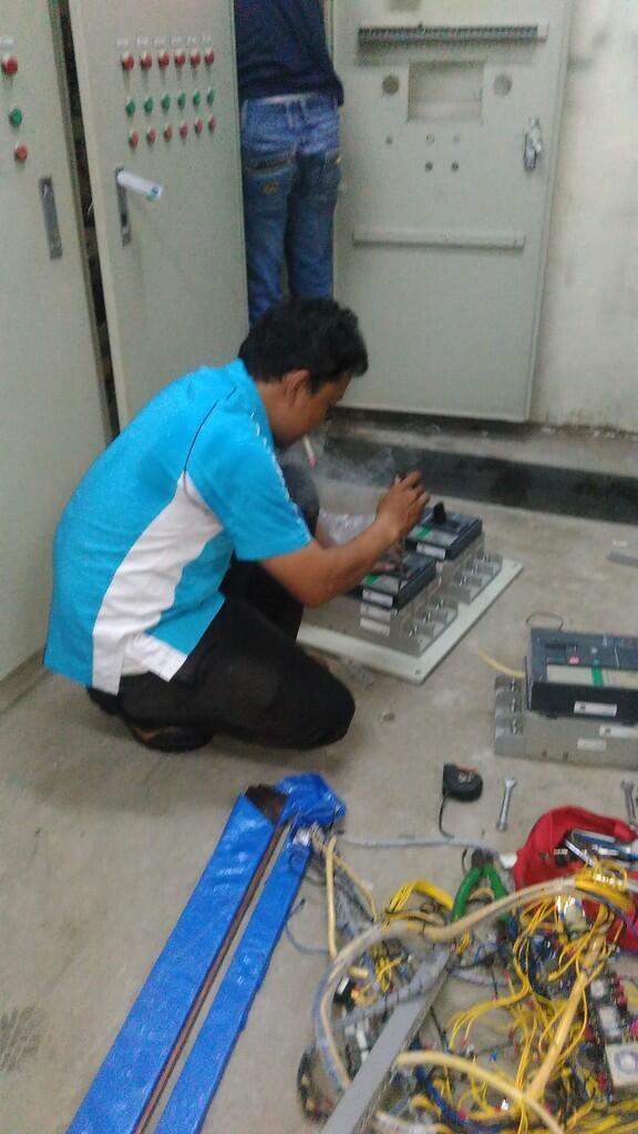 loker wiring panel listrik application wiring diagram u2022 rh cleanairclub co Gardu Listrik Panel Ampere Listrik Indikator