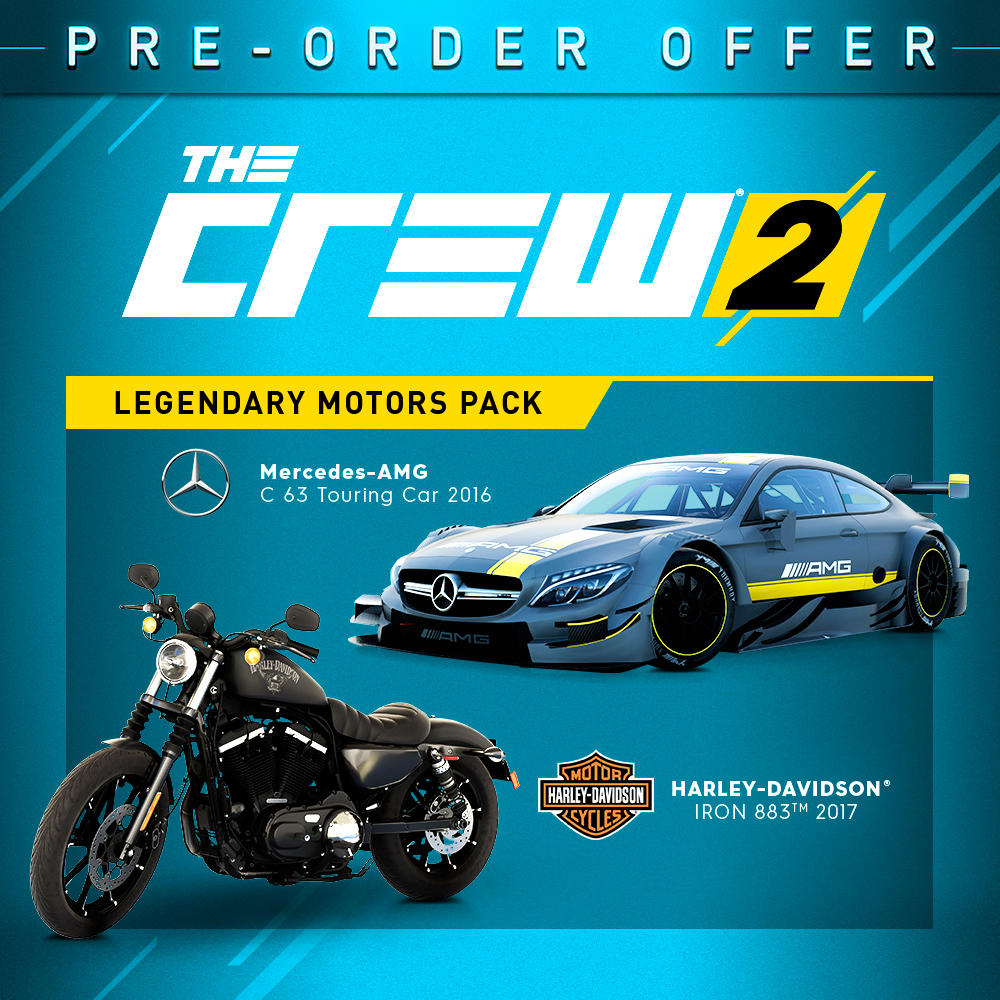 The Crew 2 - Official Thread | Race With Style