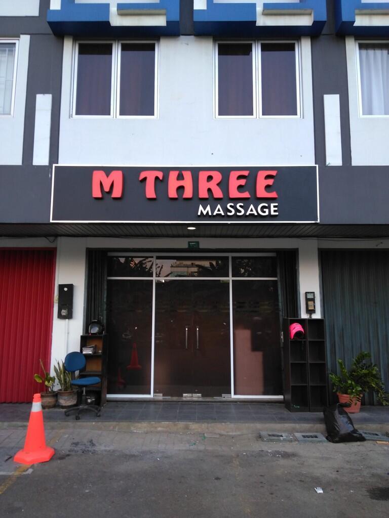 M THREE MASSAGE | KASKUS