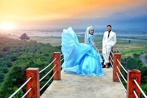 Nih Gan, Ada Tempat Wisata Yang Cocok Buat Foto Pre-Wedding Di Semarang