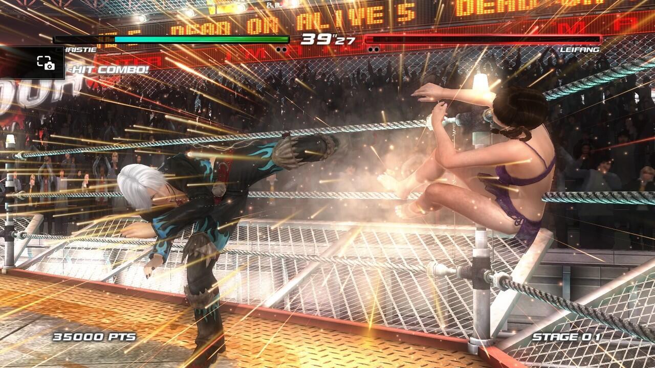 Koei Tecmo Umumkan Dead or Alive 6