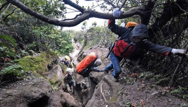 Mendaki Gunung Kerinci, Gunung Api Tertinggi Di Indonesia