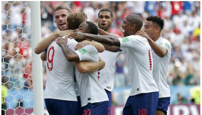 Celana 'Lizard Heat', Rahasia Tim Inggris di Piala Dunia 2018