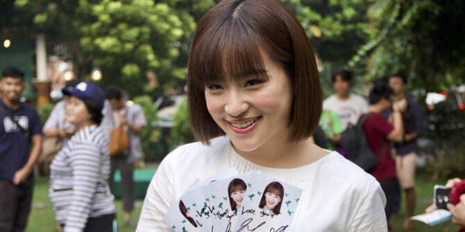 Haruka Nakagawa Si Cantik JKT48
