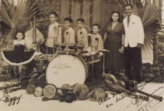 """THE TIELMAN BROTHER"" Band Rock n Roll Pertama di Indonesia?"