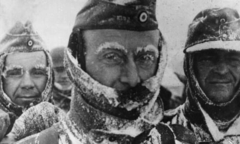 Kegagalan Jerman di Russia Bukan Hanya Kali Ini , Terjadi Juga pada 1941