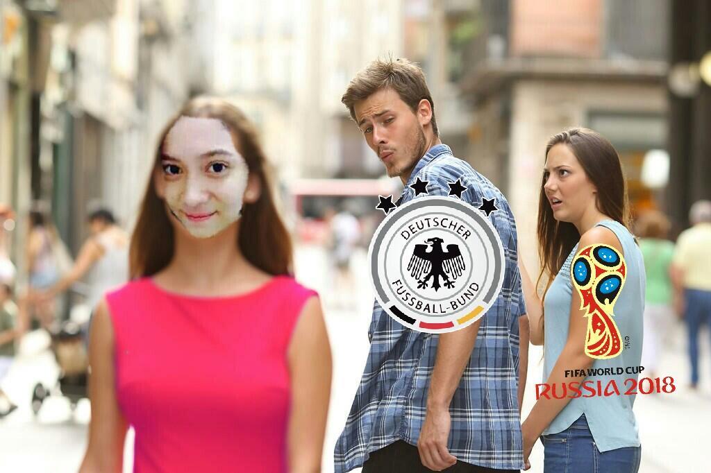 Siap Dihamilin Kalau Jerman Gak Lolos 16 Besar