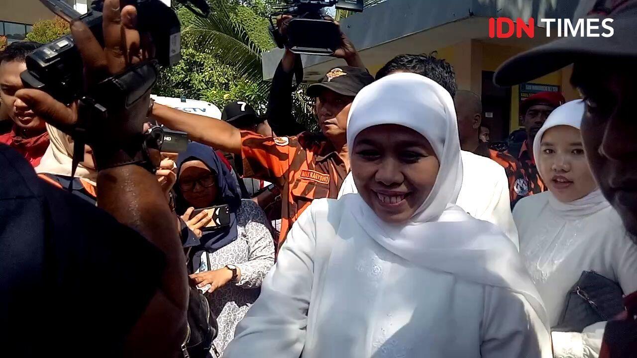[Linimasa] Pilkada Jatim: Gubernur Terpilih Khofifah Indar Parawansa