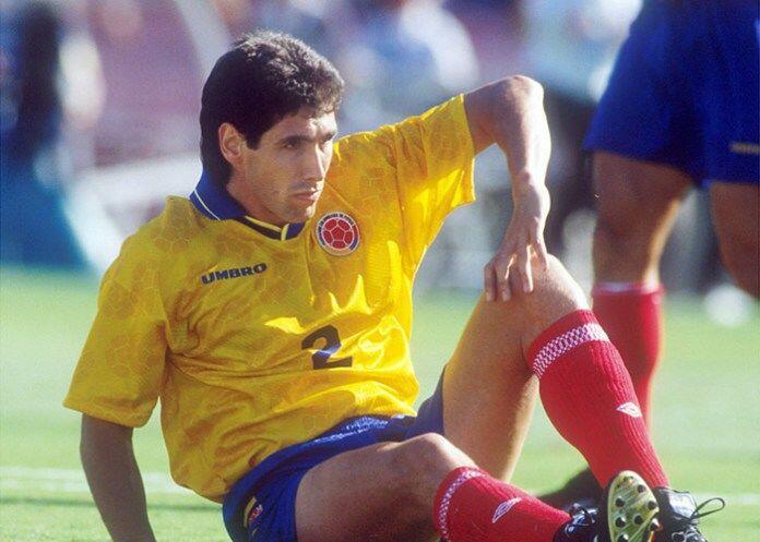 Kegagalan Kolombia di Piala Dunia 1994 danPembunuhan Andres Escobar