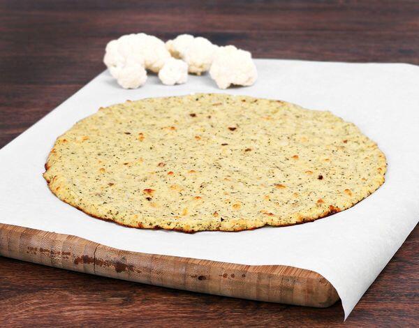 Sehat & Lezat, Ini Trik Mudah Bikin Roti Pizza dari Kembang Kol!