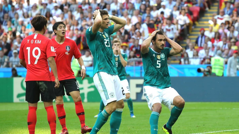 Fakta-fakta Mengejutkan Jerman Tersingkir Lebih Cepat dari Piala Dunia