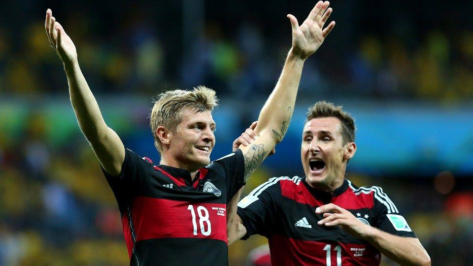 "Parade Gol dengan Predikat ""Ter-"" Sepanjang Sejarah Piala Dunia"