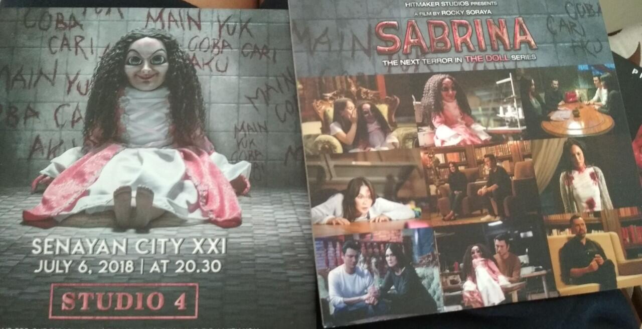 Layar Kaca 21 Sabrina