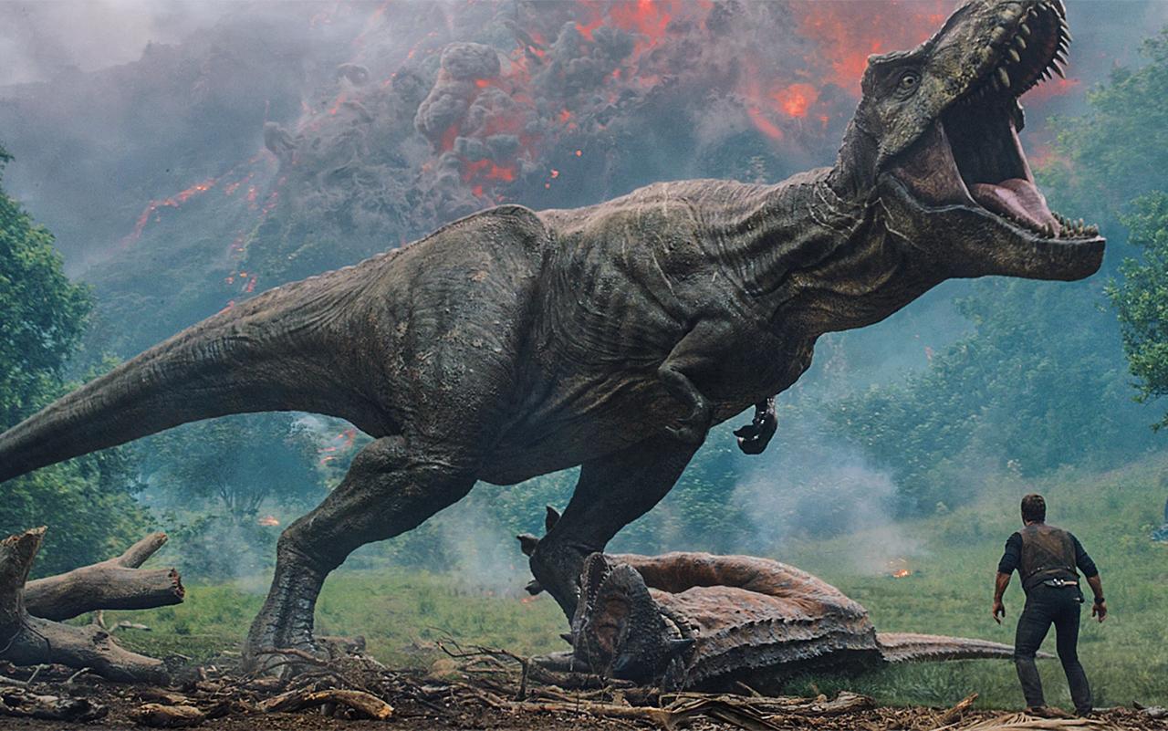 'Jurassic World: Fallen Kingdom' Skimps tentang Ilmu Dinosaurus!