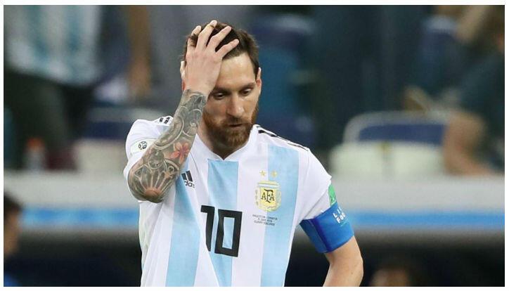 Sampaoli: Messi Adalah Cahaya Argentina