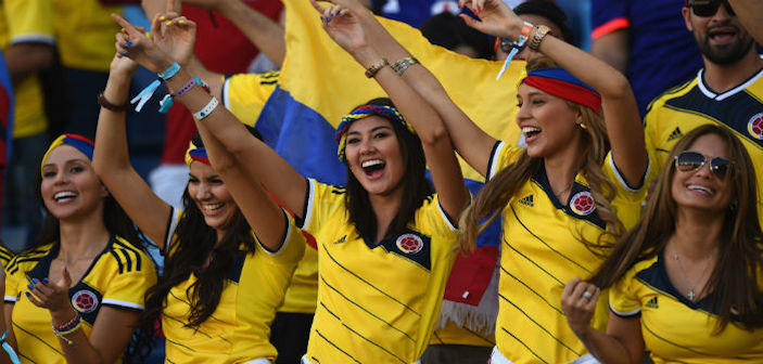 #SundulDunia Kejadian - kejadian Unik Supporter di Piala Dunia 2018 Sejauh Ini! Pt. 2