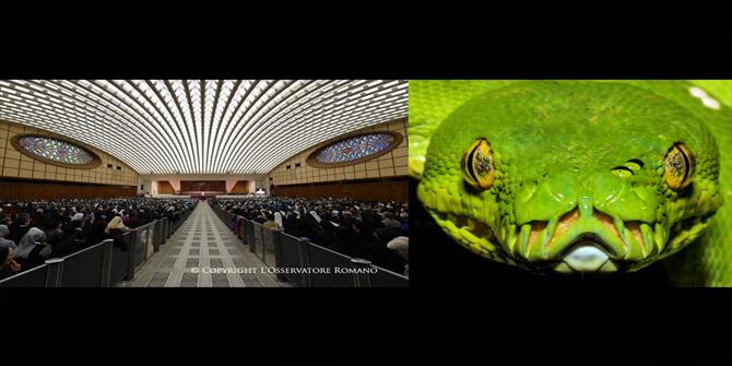 [VIDEO] 5 Pemimpin Dunia Yang di Percaya Sebagai Reptilian