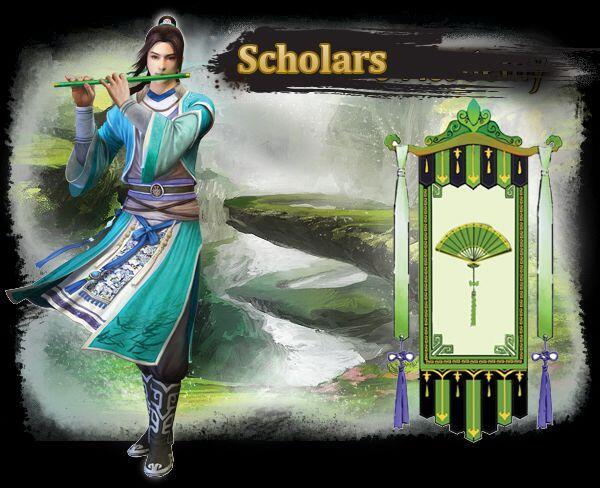 5 Perguruan Di Age Of Wushu Jadi Pilihan Versi Saya