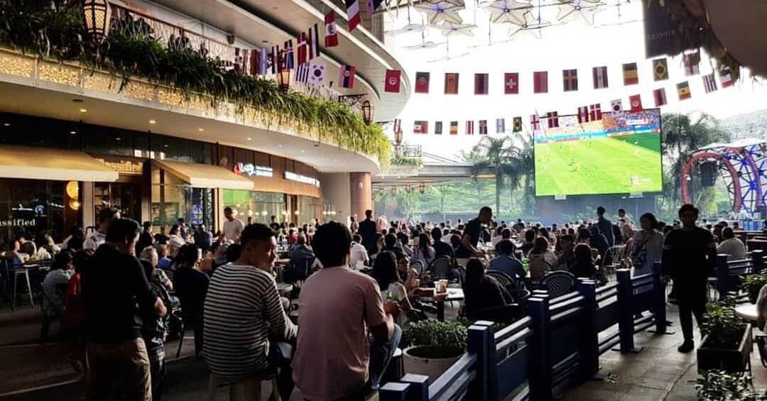 7 Tempat Seru Nobar Piala Dunia 2018 di Jakarta, Pantang Ngantuk!