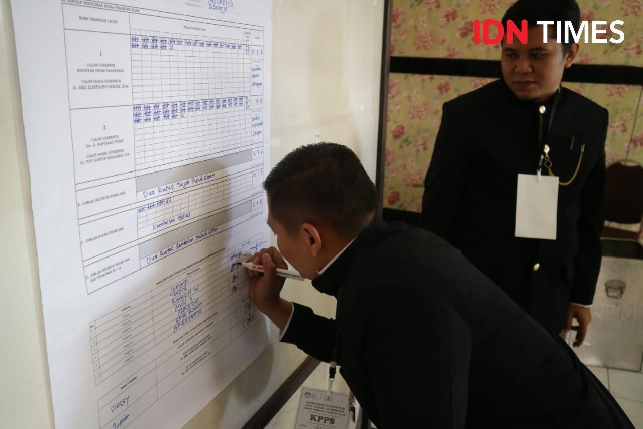 Pilkada 2018: Besok 3 Daerah di Jawa Timur Lakukan Coblos Ulang