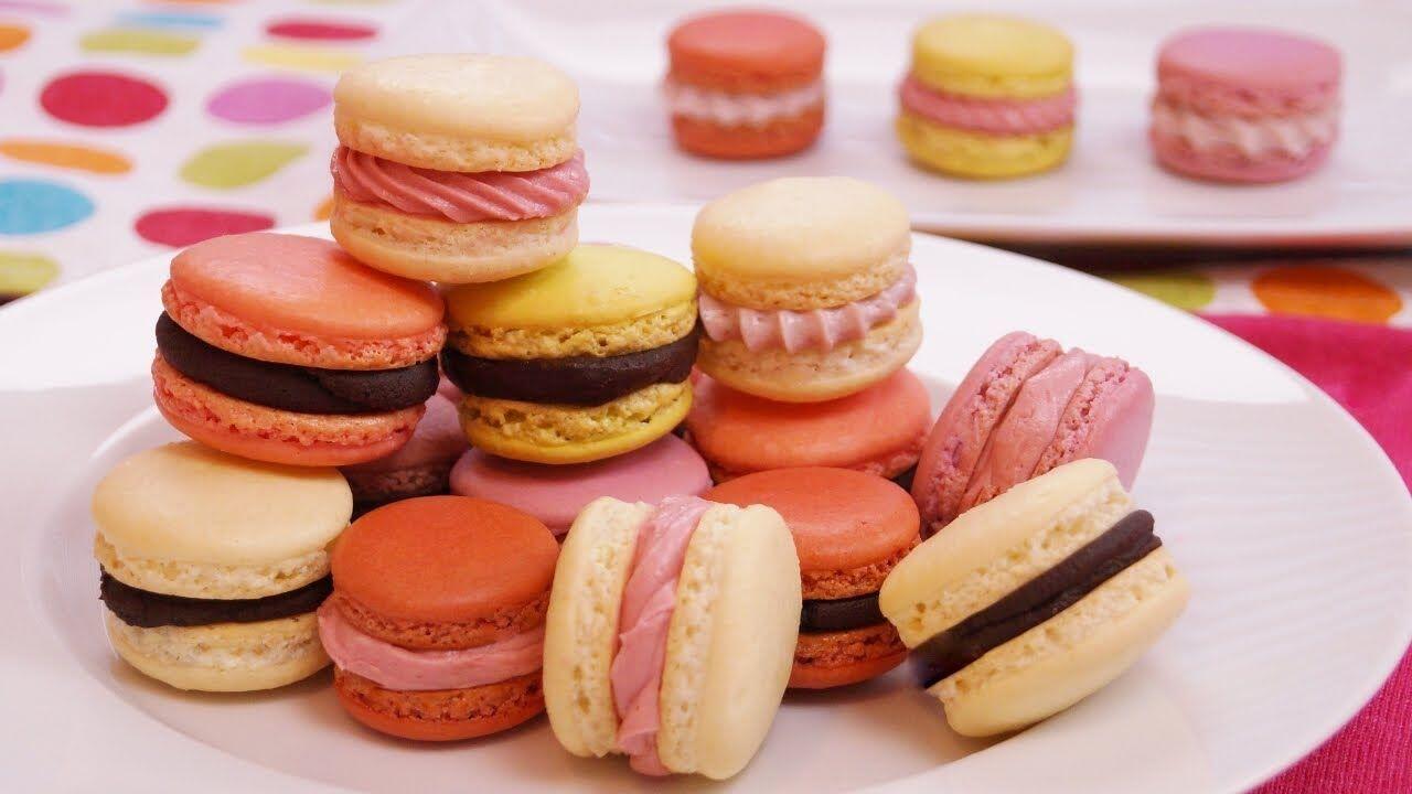 Daripada Beli, Coba Bikin Macaron Sendiri di Rumah Yuk!