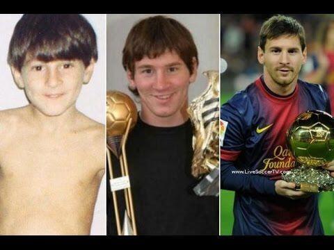 Menelisik Jejak Karier Messi, Tumbuh Tak Normal Berhasil jadi Bintang